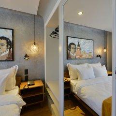 Poem Hotel комната для гостей фото 12