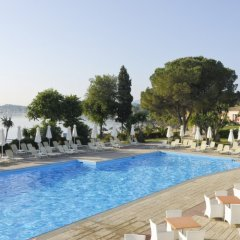 Отель Louis Corcyra Beach Корфу бассейн фото 2