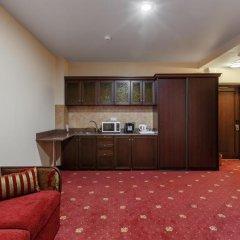 Клуб Отель Корона 4* Апартаменты с различными типами кроватей фото 3
