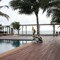 Отель Nakara Long Beach Resort Ланта бассейн фото 2