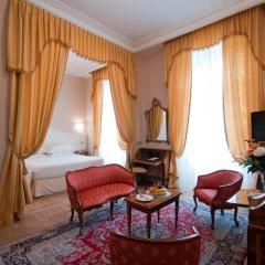 Grand Hotel Rimini 5* Номер Делюкс с различными типами кроватей фото 5