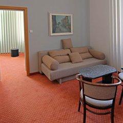 Отель Krivan Чехия, Карловы Вары - отзывы, цены и фото номеров - забронировать отель Krivan онлайн комната для гостей фото 6