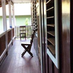 Отель Bavaria Гондурас, Остров Утила - отзывы, цены и фото номеров - забронировать отель Bavaria онлайн балкон фото 2