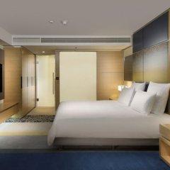 Отель Swissotel The Bosphorus Istanbul 5* Президентский люкс разные типы кроватей