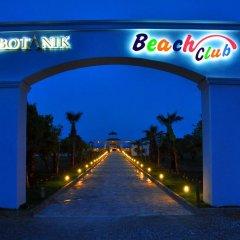 Kemer Botanik Resort Hotel вид на фасад фото 2