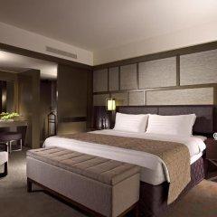 Отель Pan Pacific Singapore 5* Люкс City с различными типами кроватей фото 3