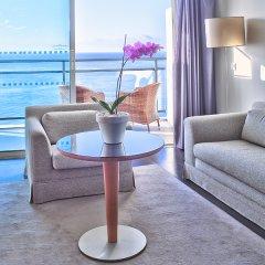 Отель Vidamar Resort Madeira - Half Board Only 5* Стандартный номер с различными типами кроватей фото 4