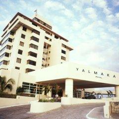 Отель Oleo Cancun Playa All Inclusive Boutique Resort вид на фасад