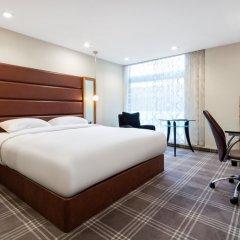 The Edwardian Manchester, A Radisson Collection Hotel 4* Улучшенный номер Collection с различными типами кроватей