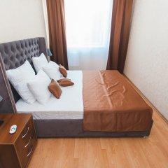 Гостиница Бизнес-Турист Апартаменты с двуспальной кроватью фото 6