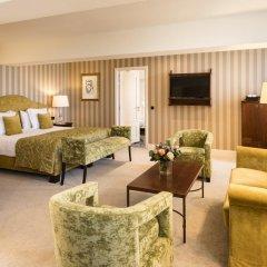 Hotel Dukes' Palace Bruges 5* Люкс повышенной комфортности с различными типами кроватей фото 2
