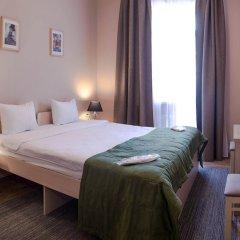 Гостиница 28 Семейный трехкомнатный номер с различными типами кроватей