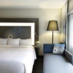 Отель Novotel New York Times Square 4* Стандартный номер с различными типами кроватей