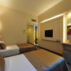 Отель Yasmak Sultan 4* Номер Делюкс с 2 отдельными кроватями фото 2