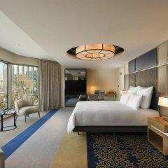 Отель Swissotel The Bosphorus Istanbul 5* Представительский люкс разные типы кроватей