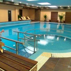 Apart-hotel Vigo Beach бассейн