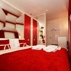 Отель Delight Москва сейф в номере
