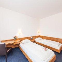 Hotel Antares Düsseldorf 3* Стандартный номер с различными типами кроватей фото 2