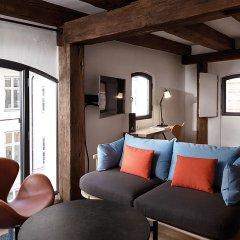 71 Nyhavn Hotel 5* Люкс с различными типами кроватей фото 6