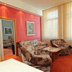 Отель Krivan Чехия, Карловы Вары - отзывы, цены и фото номеров - забронировать отель Krivan онлайн комната для гостей фото 2