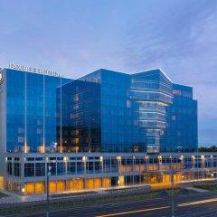 Гостиница DoubleTree by Hilton Moscow — Vnukovo Airport вид на фасад фото 2