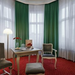 AZIMUT Hotel Kurfuerstendamm Berlin 3* Стандартный номер с различными типами кроватей фото 3