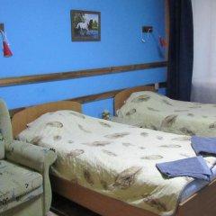 Мини-Отель Гаррах комната для гостей