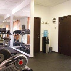 Гостиница IT Park фитнесс-зал фото 2
