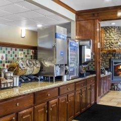 Отель Comfort Inn & Suites Durango питание
