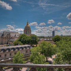 Отель Empereur Франция, Париж - 1 отзыв об отеле, цены и фото номеров - забронировать отель Empereur онлайн балкон фото 3