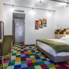 Спектр бизнес-отель Таганская 3* Номер Делюкс фото 2