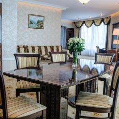 Гостиница SK Royal Москва 4* Люкс Ambassador с различными типами кроватей фото 5