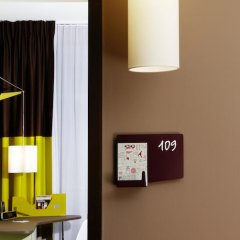 25hours Hotel Zürich West 4* Номер Silver с различными типами кроватей фото 3