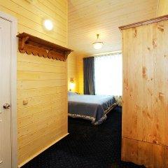 Гостиница Катюша Улучшенный номер 2 отдельные кровати