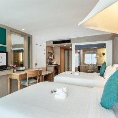 Отель Novotel Phuket Resort 4* Номер Делюкс с различными типами кроватей фото 4