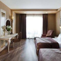 Gural Premier Tekirova Турция, Кемер - 1 отзыв об отеле, цены и фото номеров - забронировать отель Gural Premier Tekirova онлайн комната для гостей фото 5