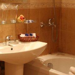 Отель Joya Park Complex Болгария, Золотые пески - отзывы, цены и фото номеров - забронировать отель Joya Park Complex онлайн ванная