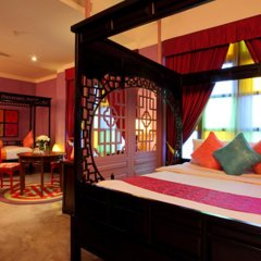 Shanghai Mansion Bangkok Hotel комната для гостей фото 3