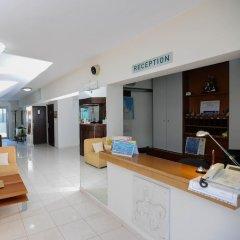 Отель 7 Palms Hotel Apartments Греция, Родос - отзывы, цены и фото номеров - забронировать отель 7 Palms Hotel Apartments онлайн интерьер отеля