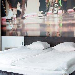 Comfort Hotel Vesterbro 3* Номер Делюкс с различными типами кроватей