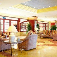 Отель Grupotel Santa Eulària & Spa - Adults Only интерьер отеля фото 2