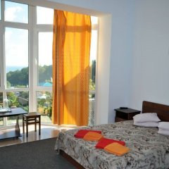 Гостиница Guest House Gornaya Orkhideya комната для гостей фото 6