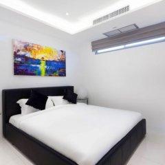 Отель The View Phuket Стандартный номер с разными типами кроватей