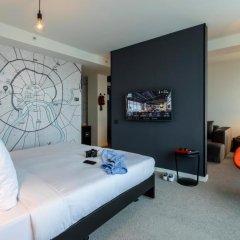Пента отель 4* Номер Penta Plus с различными типами кроватей