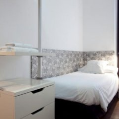 Отель Hostal Nitzs Bcn Испания, Барселона - 1 отзыв об отеле, цены и фото номеров - забронировать отель Hostal Nitzs Bcn онлайн комната для гостей фото 4