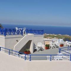Отель Kykladonisia балкон