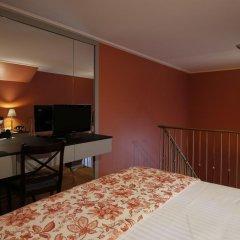 Grande Hotel do Porto 3* Стандартный семейный номер с двуспальной кроватью фото 2