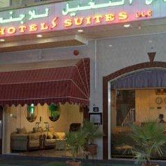 Отель Palmland Hotel Suites ОАЭ, Шарджа - отзывы, цены и фото номеров - забронировать отель Palmland Hotel Suites онлайн вид на фасад фото 2