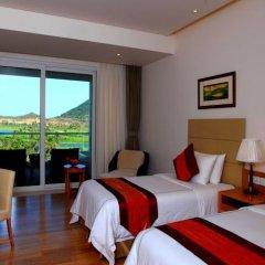 Отель Mingshen Jinjiang Golf Resort комната для гостей фото 7