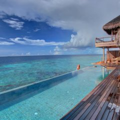 Отель Ayada Maldives 5* Президентский люкс с различными типами кроватей фото 13